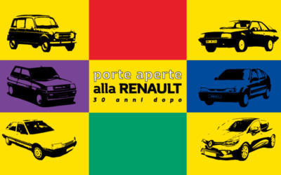 Porte Aperte alla Renault